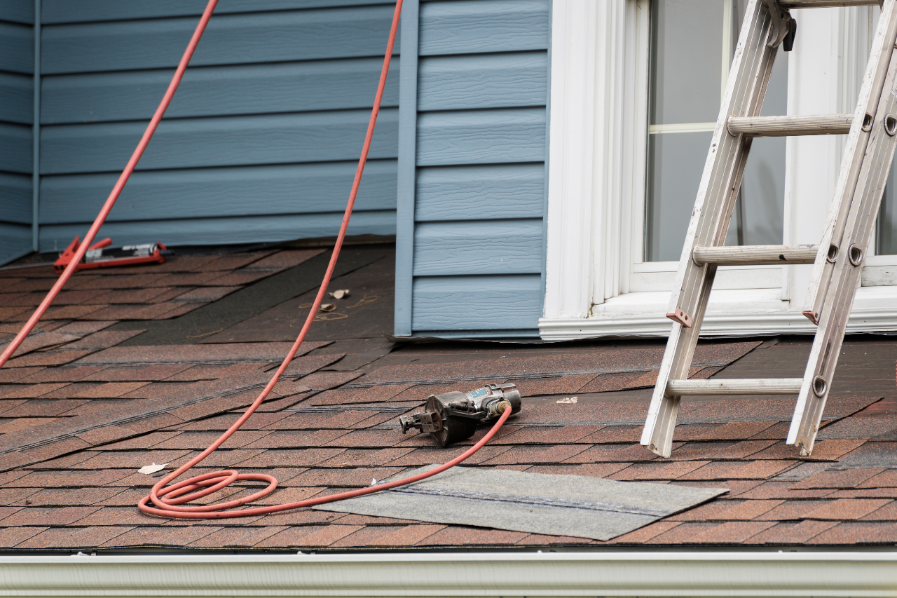 residential roofing replacement